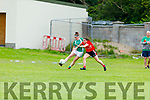Action from Na Gaeil v Rathmore in the Randles Bros Kerry LGFA Senior Football Championship.