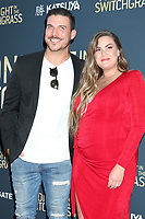LOS ANGELES - JUL 19:  Jax Taylor, Brittany Cartwright at Midnight in the Switchgrass Special Screening at Regal LA Live on July 19, 2021 in Los Angeles, CA