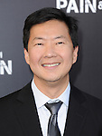 Ken Jeong  at The Paramount Pictures L.A. Premiere of Pain & Gain held at The TCL Chinese Theatre in Hollywood, California on April 22,2013                                                                   Copyright 2013 Hollywood Press Agency