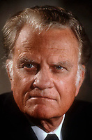 Billy Graham 1991<br /> FILE PHOTO<br /> Photo by Adam Scull-PHOTOlink