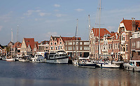 Nederland  Hoorn- September 2020 .  De Oude Doelenkade.   Foto : ANP/ Hollandse Hoogte / Berlinda van Dam