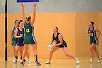 NELSON, NEW ZEALAND - NBS Premier Netball Jacks v NCG, Thursday 1st July 2021. Saxton Stadium, Nelson, New Zealand. (Photos by Barry Whitnall/Shuttersport Limited)