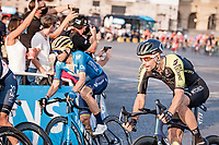 Luka Mezgec (SVN/Mitchelton Scott)<br /> finish laps around the Champs-Élysées<br /> <br /> Stage 21 from Mantes-la-Jolie to Paris (122km)<br /> <br /> 107th Tour de France 2020 (2.UWT)<br /> (the 'postponed edition' held in september)<br /> <br /> ©kramon