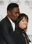 Colman Domingo and Heidi Rodewald attends the Vineyard Theatre Gala honoring Colman Domingo at the Edison Ballroom on May 06, 2019 in New York City.
