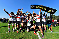 20200927 Rugby – Tranzit 1st XV Premiership Final - St Patrick's College, Silverstream v Scots Colle