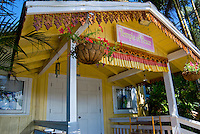 The Temple of Peace, a non-denominational church and healing center on Haiku Road
