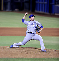 Woo-Young Jin - 2021 Arizona League Royals (Bill Mitchell)