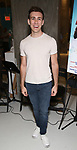 """Evan Maltby during the """"Only Human - A #Blessed New Musical"""" Sneak Peek at The Yard Herald Square on September 17, 2019 in New York City."""