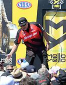 NHRA Mello Yello Drag Racing Series<br /> NHRA New England Nationals<br /> New England Dragway, Epping, NH USA<br /> Sunday 4 June 2017 Cruz Pedregon, Snap-On Tools, Funny Car<br /> <br /> World Copyright: Will Lester Photography