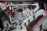 Team IAM's Scott bikes ready to roll<br /> <br /> Stage 20: Megève › Morzine (146.5km)<br /> 103rd Tour de France 2016