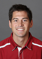 STANFORD, CA - SEPTEMBER 29:  Kevin Bills of the Stanford Cardinal during baseball picture day on September 29, 2009 in Stanford, California.
