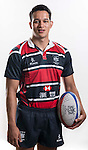 Hong Kong Junior Squad team member Mike Coverdale poses during the Official Photo Session Day at King's Park Sports Ground ahead the Junior World Rugby Tournament on 25 March 2014. Photo by Andy Jones / Power Sport Images