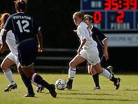 PS Soccer Girls Varsity vs Visitation