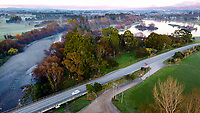 Ruamahanga River and Henley Lake in Masterton, New Zealand on Tuesday, 4 August 2020. Photo: Dave Lintott / lintottphoto.co.nz