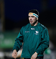 20th December 2020; The Sportsground, Galway, Connacht, Ireland; European Champions Cup Rugby, Connacht versus Bristol Bears; Connacht captain Paul Boyle pictured during the warm up