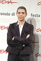 """FRANCESCA COMENCINI.attends a photocall to promote the movie """"A Casa Nostra"""" on the eighth day of Rome Film Festival (Festa Internazionale di Roma) in Rome, Italy, October 20th 2006..half length arms crossed folded.Ref: CAV.www.capitalpictures.com.sales@capitalpictures.com.©Luca Cavallari/Capital Pictures."""