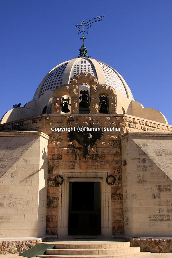 Beit Sahour, the Catholic Church at the Shepherds' Fields