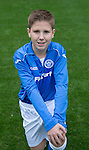 St Johnstone FC Academy U14's<br /> Ross McFarlane<br /> Picture by Graeme Hart.<br /> Copyright Perthshire Picture Agency<br /> Tel: 01738 623350  Mobile: 07990 594431