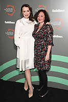 """Keeley Hawes and Lucy Cohu<br /> at the """"Summer of Rockets"""" photocall as part of the BFI & Radio Times Television Festival 2019 at BFI Southbank, London<br /> <br /> ©Ash Knotek  D3494  12/04/2019"""