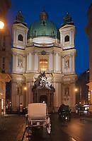Europe/Autriche/Niederösterreich/Vienne: Eglise Saint-Pierre et fiacres