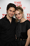 Nat Wolff and Grace Van Patten during the New Group Annual Gala at Tribeca Rooftop on March 11, 2019 in New York City.