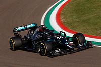 Motorsports: FIA Formula One World Championship, WM, Weltmeisterschaft 2020, Grand Prix of Emilia Romagna, 44 Lewis Hamilton GBR, Mercedes-AMG Petronas Formula One Team, Imola Italy takes 2nd on pole