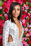 NEW YORK, NY - JUNE 10:  Kerry Washington attends the 72nd Annual Tony Awards at Radio City Music Hall on June 10, 2018 in New York City.  (Photo by Walter McBride/WireImage)