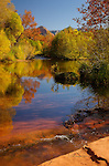 November Morning on Oak Creek, Arizona.  Available in sizes up to 30 x 45 inches.
