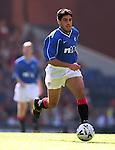 Claudio Reyna, Rangers season 2000-01