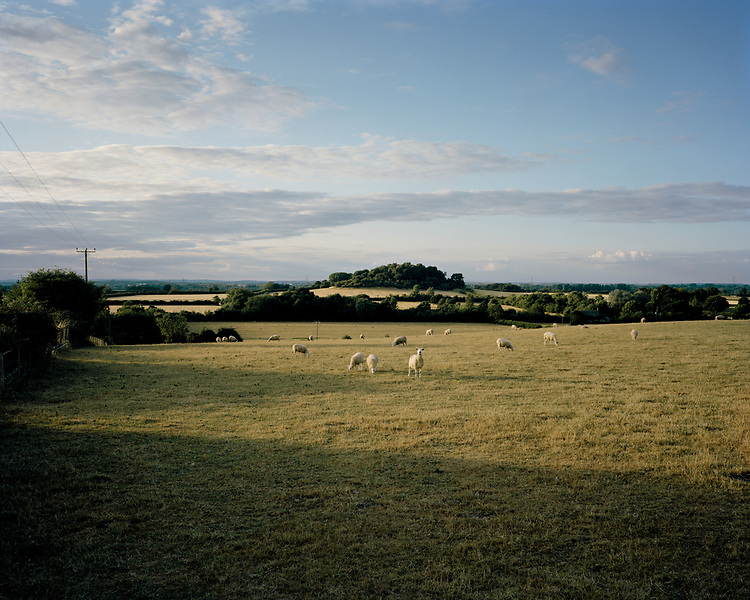 Harrowdown Hill, Longworth, Oxford, England.<br /> Dr. David Kelly was a weapons inspector with the United Nations Special Commission in Iraq. His body was found near his home in Oxfordshire. The Hutton enquiry concluded that Kelly had committed suicide. All the evidence related to his death, including the post-mortem report and photographs of the body, have been deemed classified for seventy years.