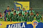 Atlético Nacional venció 3-1 a Cúcuta Deportivo. Fecha 1 Cuadrangulares Liga II-2019.