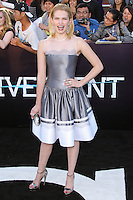 """WESTWOOD, LOS ANGELES, CA, USA - MARCH 18: Claudia Lee at the World Premiere Of Summit Entertainment's """"Divergent"""" held at the Regency Bruin Theatre on March 18, 2014 in Westwood, Los Angeles, California, United States. (Photo by Xavier Collin/Celebrity Monitor)"""