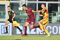 Enrico Del Prato Livorno<br /> Campionato di calcio Serie BKT 2019/2020<br /> Livorno - Cittadella<br /> Stadio Armando Picchi 20/06/2020<br /> Foto Andrea Masini/Insidefoto