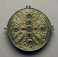 Objeto medieval Viking. British Museum. UK. Foto de Manuel Lourenço.