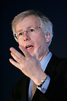 April 7, 2005, Montreal (Qc) CANADA<br /> Stephane Dion, Environment Minister, Canada speak at Americana 2005