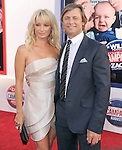 Grant Show and Katherine LaNasa at Warner Bros. Pictures Premiere of The Campaign held at The Grauman's Chinese Theatre in Hollywood, California on August 02,2012                                                                               © 2012 Hollywood Press Agency