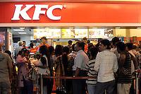 KFC in Madras, India