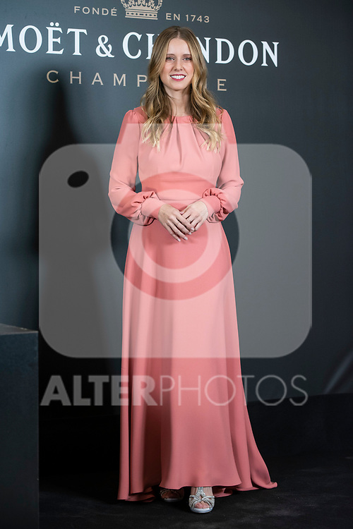 Manuela Velles In the premiere of the project to celebrate the 150th anniversary of Moet Imperial<br />  Madrid, Spain. <br /> November 19, 2019. <br /> (ALTERPHOTOS/David Jar)