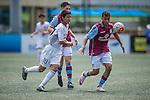 Aston Villa vs Kashima Antlers during the Main tournament of the HKFC Citi Soccer Sevens on 22 May 2016 in the Hong Kong Footbal Club, Hong Kong, China. Photo by Lim Weixiang / Power Sport Images