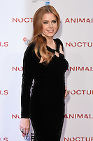 """Amy Adams<br /> at the London Film Festival 2016 premiere of """"Nocturnal Animals"""" at the Odeon Leicester Square, London.<br /> <br /> <br /> ©Ash Knotek  D3179  14/10/2016"""