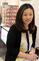 **FILE PHOTO** Jewelry Designer Alex Woo Has Passed Away From Cancer.<br /> <br /> 22-March-New York, NY:  Jewel Designer Alex Woo attends the 41st Annual Macy's Flower Show- Art in Bloom' held at Macy's Herald Square on March 22, 2015 in New York City.  <br /> CAP/MPI43<br /> ©MPI43/Capital Pictures