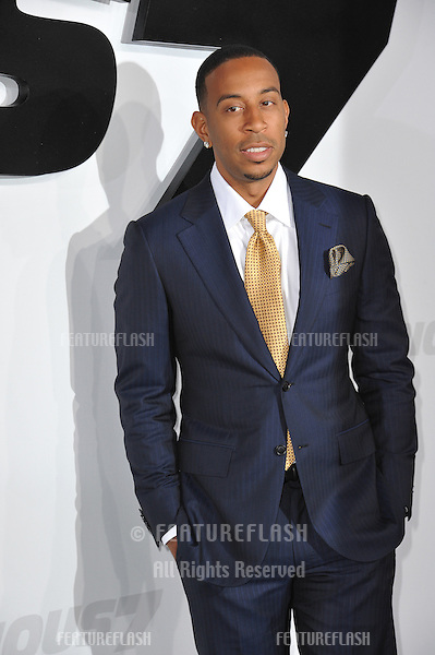 """Chris """"Ludacris"""" Bridges at the world premiere of his movie """"Furious 7"""" at the TCL Chinese Theatre, Hollywood.<br /> April 1, 2015  Los Angeles, CA<br /> Picture: Paul Smith / Featureflash"""