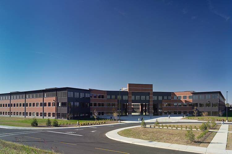 Human Resources Center of Excellence   Architect: HNTB