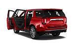 Car images of 2021 GMC Yukon-Denali - 5 Door SUV Doors