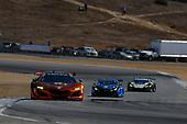 IMSA WeatherTech SportsCar Championship<br /> AMERICA'S TIRE 250<br /> Mazda Raceway Laguna Seca<br /> Monterey, CA USA<br /> Sunday 24 September 2017<br /> 86, Acura, Acura NSX, GTD, Oswaldo Negri Jr., Jeff Segal<br /> World Copyright: Jake Galstad<br /> LAT Images