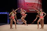 British Gymnastics Championships 2017<br /> Llanelli Academy<br /> Liverpool Echo Arena<br /> 29.07.17<br /> ©Steve Pope - Sportingwales