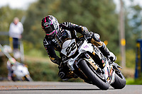 11th September 2021; Cookstown, County Tyrone, Northern Ireland, Cookstown 100 Road Races: Paul Jordan took his new Prez Racing bike to 4th place overall in the Superbike race