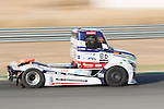 Czech driver Jiri Forman belonging Czech team Buggyra International Racing System during the fist race R1 of the XXX Spain GP Camion of the FIA European Truck Racing Championship 2016 in Madrid. October 01, 2016. (ALTERPHOTOS/Rodrigo Jimenez)