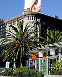 "Union Square is a 2.6-acre public plaza bordered by Geary, Powell, Post and Stockton Streets in downtown San Francisco, California. ""Union Square"" also refers to the central shopping, hotel, and theater district that surrounds the plaza for several blocks."