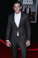 """HOLLYWOOD, CA - NOVEMBER 03: Dave Patten at the Los Angeles Premiere Of DreamWorks Pictures' """"Delivery Man"""" held at the El Capitan Theatre on November 3, 2013 in Hollywood, California. (Photo by Xavier Collin/Celebrity Monitor)"""